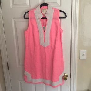 Sail to Sable Dress, Pink, Never Worn with Tags